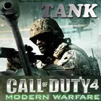 Call Of Duty 4 Modern Warefare: Танк