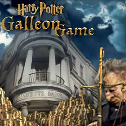 Harry Potter: Galleon game