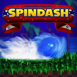 Sonic Spin Dash